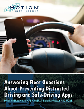 Answering Fleet Questions About Preventing Distracted Driving and Safe-Driving Apps