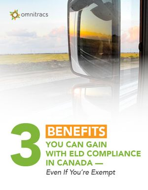 3 Benefits You Can Gain with ELD Compliance in Canada