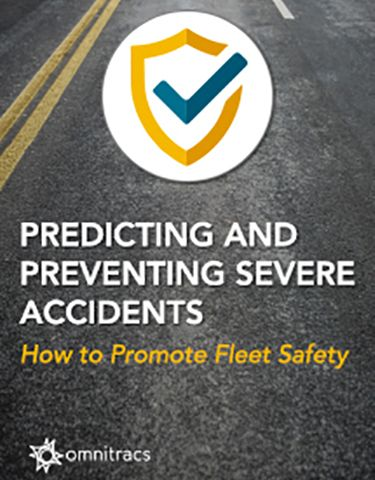 Predicting and Preventing Severe Accidents – How to Promote Fleet Safety