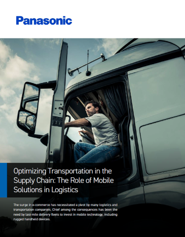 Optimizing Transportation in the Supply Chain: The Role of Mobile Solutions in Logistics