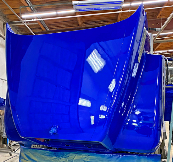 Photo by Delaware Truck Refinishers -