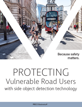 Protecting Vulnerable Road Users with Side Object Detection Technology