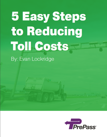 5 Easy Steps to Reducing Toll Costs