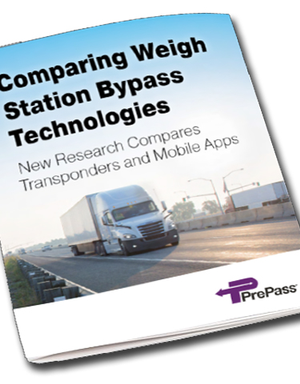 Comparing Weigh Station Bypass Technologies