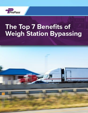 The Top 7 Benefits of Weigh Station Bypassing