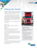 Making the Switch to Biodiesel