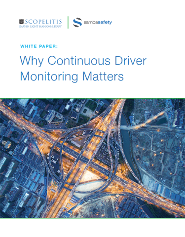 Why Continuous Driver Monitoring Matters