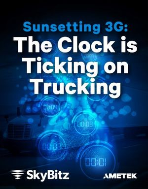 [Infographic] Sunsetting 3G: The Clock is Ticking on Trucking
