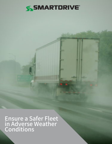 Inclement Weather: Is Your Fleet Ready?