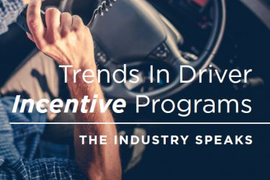 Trends in Driver Incentive Program