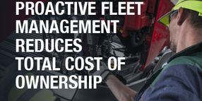 Proactive Fleet Management Reduces Total Cost of Ownership