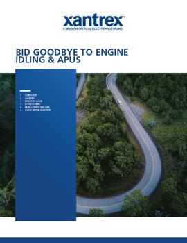 Bid Goodbye to Engine Idling & APUs