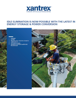 Idle Elimination is Now Possible With the Latest in Energy Storage & Power Conversion