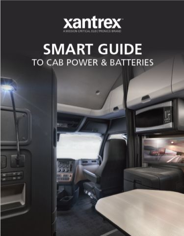 Smart Guide to Cab Power & Batteries