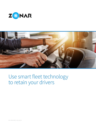 Retain Your Drivers With Smart Fleet Technology
