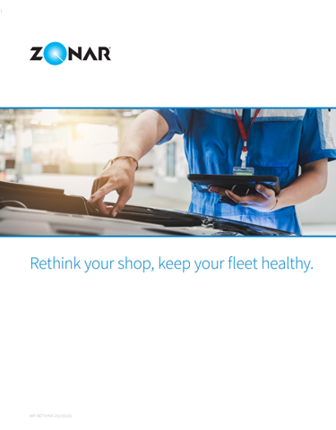 Rethink Your Shop, Keep Your Fleet Healthy