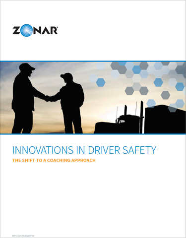 Innovations in Driver Safety; The Shift to a Coaching Approach