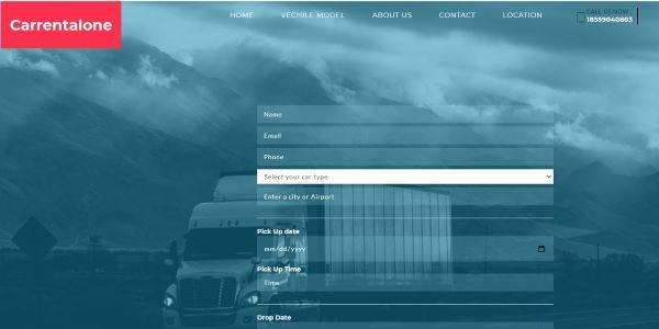 This is a fraudulent booking site. It has a look and feel similar to third-party car rental...