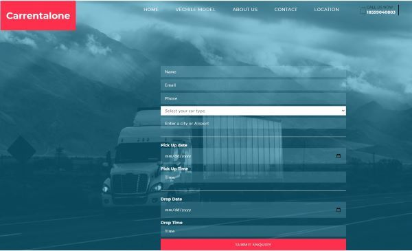 This is a fraudulent booking site. It has a look and feel similar to third-party car rental broker portals, but isnot affiliated with any legitimate business. -