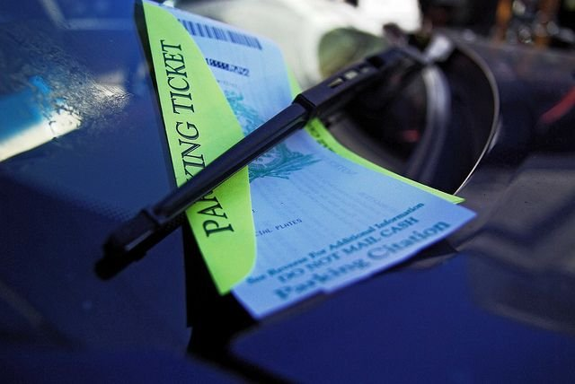 While most clients are honest and pay their parking tickets, some feel free to toss the parking ticket away and not tell the rental company.  - Photo via Charleston's TheDigitel/Flickr.