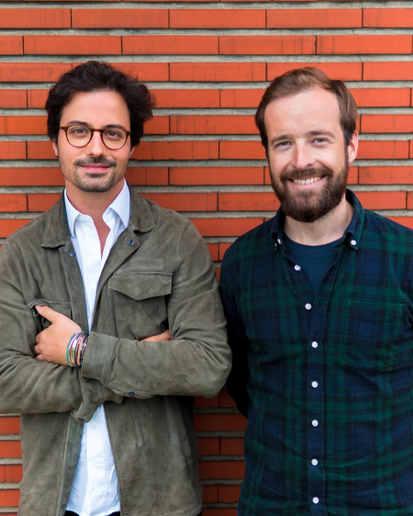 Karim Kaddoura (left) and business partner Thibault Chassagne started Virtuo in 2016 with the idea that there is robust demand for daily rentals — but without the pain points and friction. - Photo courtesy of Virtuo.