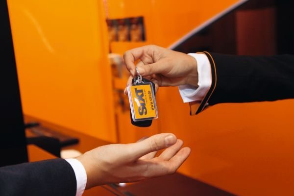 The door is open for car rental and subscriptions — if the industry wants to walk through it. - Image courtesy of Sixt.