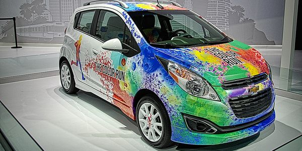 The Chevy Spark EV was produced to satisfy California's emissions standards and only sold 7,400...