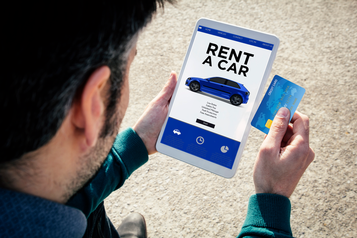 The car rental industry understands that the future is a streamlined, on-demand experience offering access to vehicles where consumers need them.  - Photo via Depositphotos.