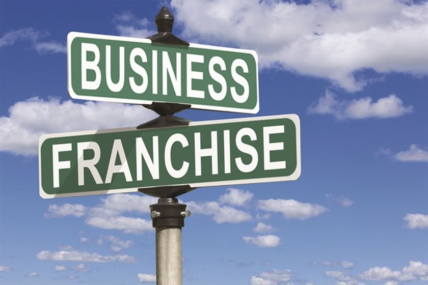 Though the franchise landscape has shrunk steadily in the past 30 years, a footprint of Hertz,...