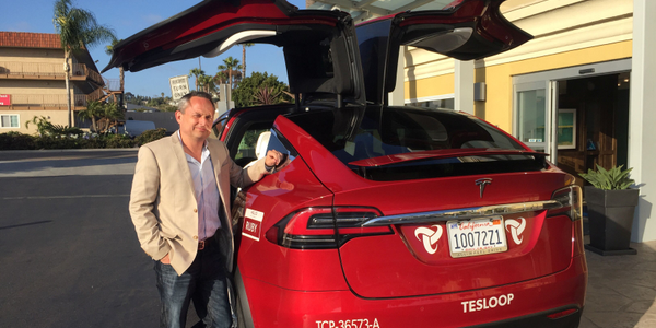 Is Tesloop the Near Future of Long-Distance Rideshare?