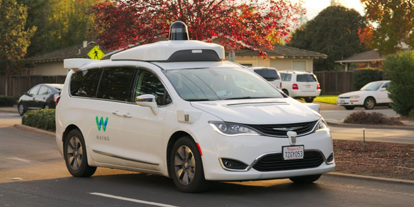 Waymo not only logged the most autonomous testing miles in California in 2018, it also reported...