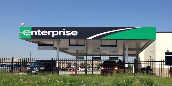 Enterprise has been recognized for its environmentally conscious initiatives.