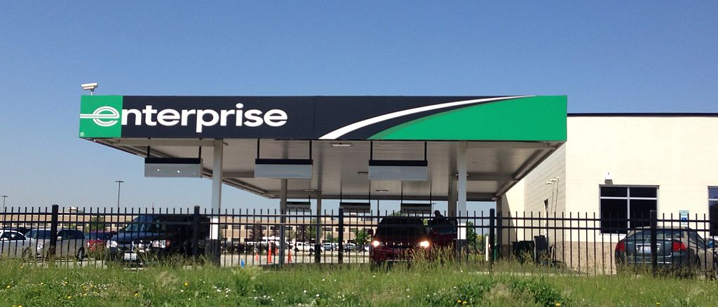 Enterprise has been recognized for its environmentally conscious initiatives.  - Photo via Wikimedia Commons.