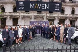 GM to Shutter Maven Carsharing Brand