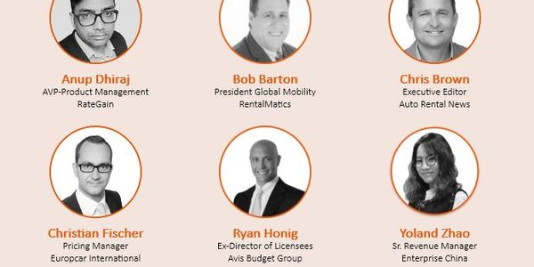 Experts from the global spectrum of car rental will share insights.