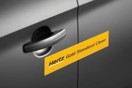 Hertz Launches Double Points Reward, Enhances Sanitation