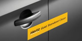 Hertz Launches Double Points Reward, Enhances Sanitation