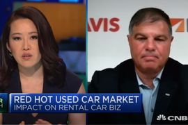 Avis CEO Ferraro Talks Pandemic Pivot on CNBC