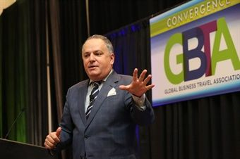 Scott Solombrino was promoted to CEO of GBTA in April. - Photo courtesy of LCT Magazine.