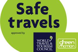 Green Motion Awarded WTTC Safe Travels Stamp