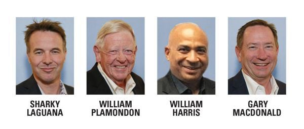 Both Plamondon and Macdonald will remain in advisory roles to the ACRA board of directors. - Photo array created by Armie Bautista.