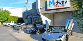 How Midway Car Rental Improved its Lot Security
