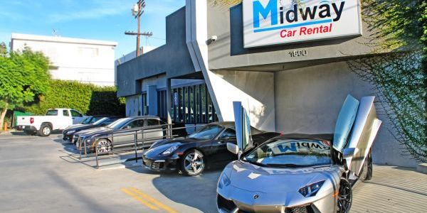 Several of Midway's locations, including its West Los Angeles office,have electronically secure...