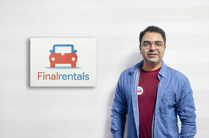 Ammar Akhtar is the founder and CEO of Finalrentals. - Photo via Finalrentals.