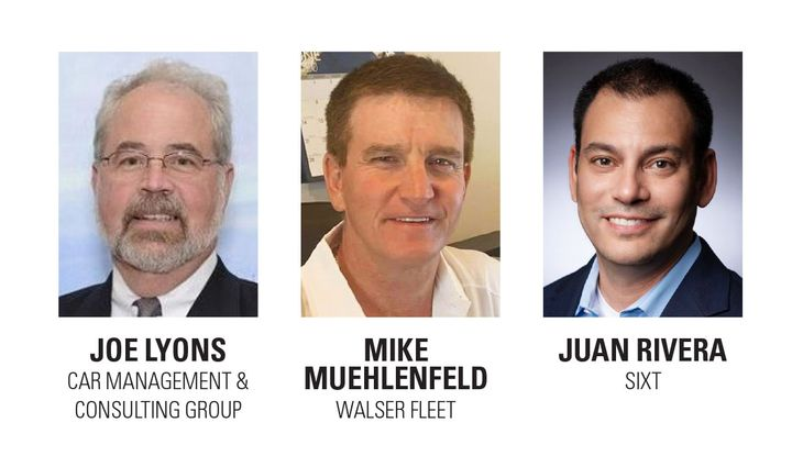 Panelists Mike Muehlenfeld of Walser Fleet, Joe Lyons of Car Management & Consulting Group, and Juan Rivera of Sixt will explore these unprecedented challenges during a seminar at the virtual ICRS Experience. -