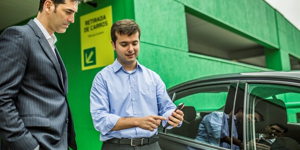 Localiza has 580 rental locations and over 275,000 fleet vehicles in Brazil and six other South...