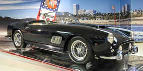 The Outlierman is Renting Classic Cars