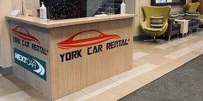 York Car Rental Opens Toronto Pearson International Airport Store