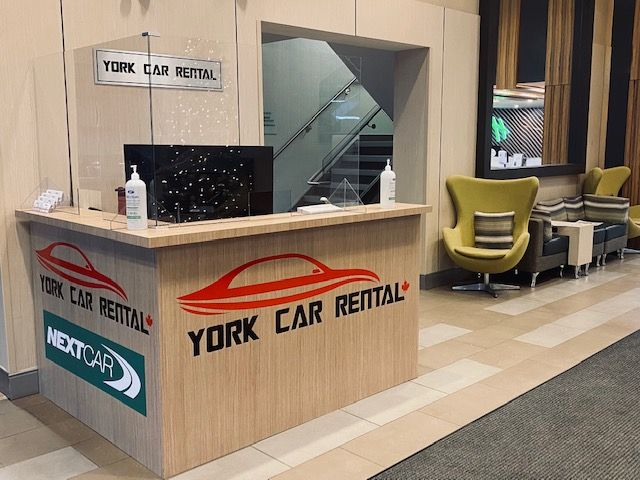 The family-owned independent is taking reservations from its website and is an affiliate of Nextcar, part of NP Auto Group. - Photo via York Car Rental.
