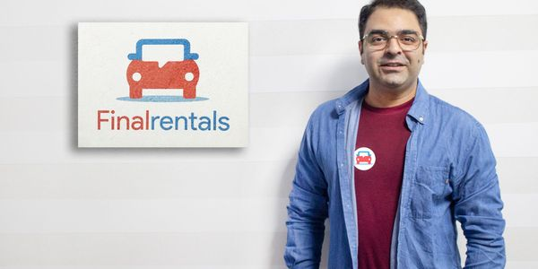 Ammar Akhtar isfounder and CEO of Finalrentals.
